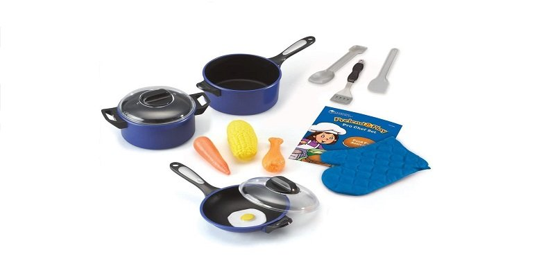 Learning-Resources-Pretend-&-Play-Pro-Chef-Set