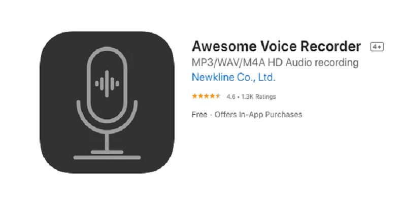 Awesome-Voice-Recorder