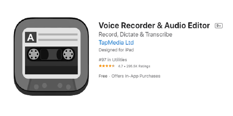 Voice-Recorder-and-Audio-Editor